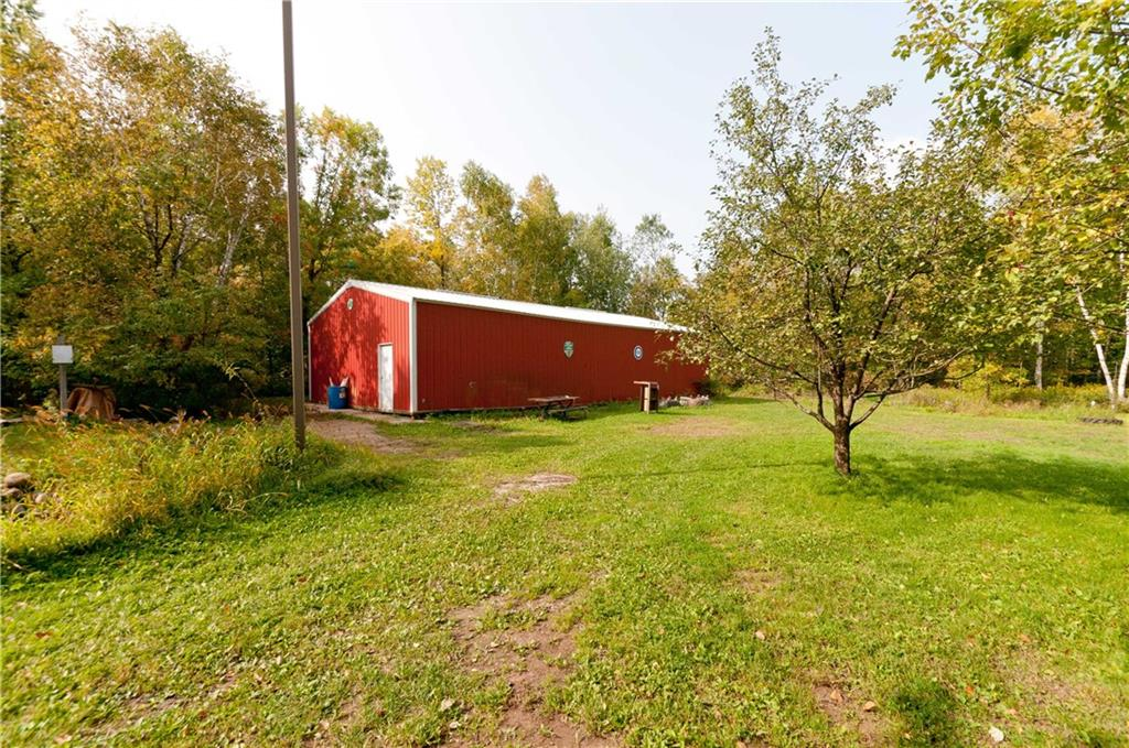 1553 County Line Street Property Photo - Turtle Lake, WI real estate listing