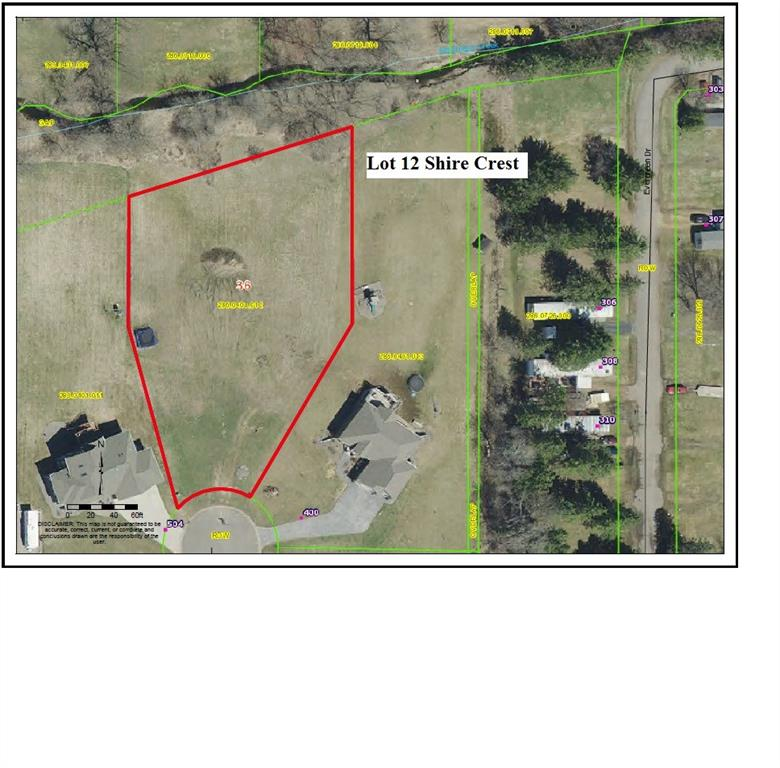 Lot 12 S Church Property Photo - Thorp, WI real estate listing