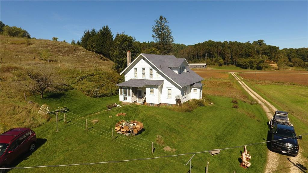 15153 W Larson Coulee Road Property Photo - Ettrick, WI real estate listing