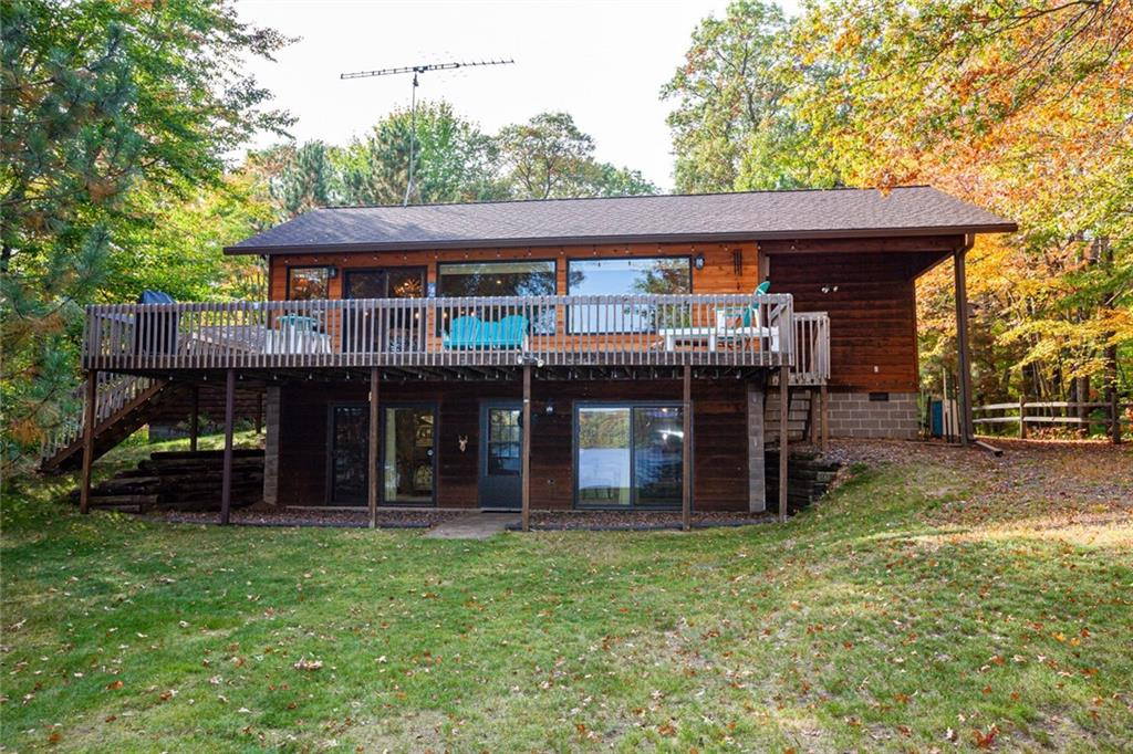 27302 Hill Road Property Photo - Spooner, WI real estate listing