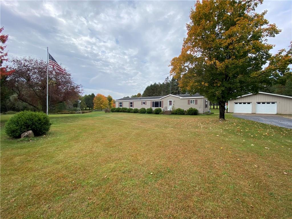 26748 240th Street Property Photo - Holcombe, WI real estate listing