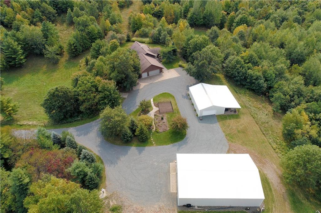 24560 Poquette Lake Road Property Photo - Shell Lake, WI real estate listing
