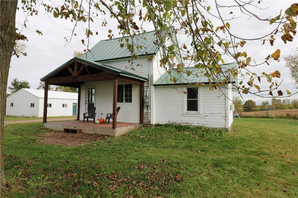 1333 2nd Street Property Photo - Turtle Lake, WI real estate listing