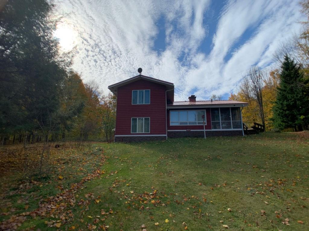 W9092 Safe Harbor Rd Property Photo - Butternut, WI real estate listing