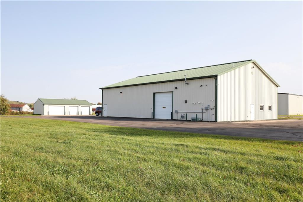 350 Industrial Drive Property Photo - Mondovi, WI real estate listing