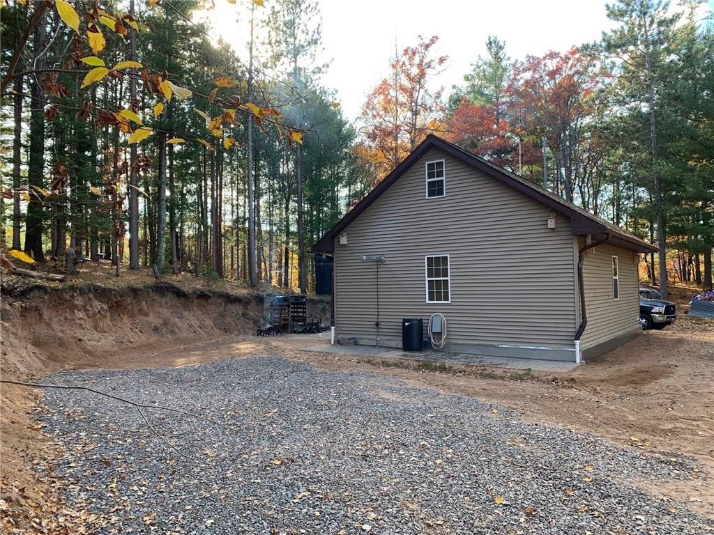 25779 Emerson Road Property Photo - Webster, WI real estate listing