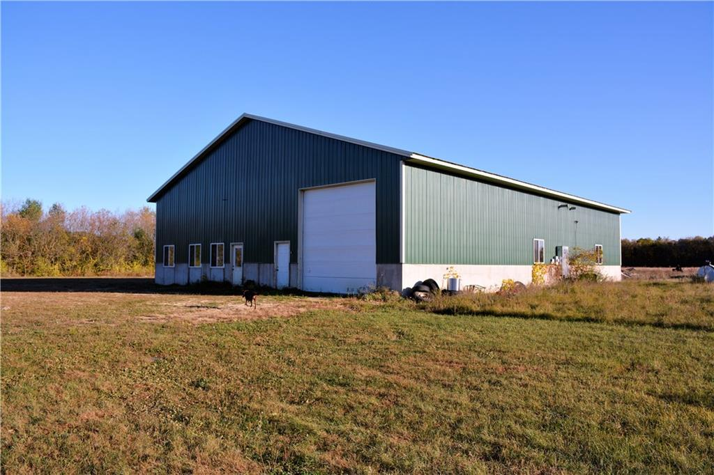 4860/4862 170th Avenue Property Photo - Downsville, WI real estate listing