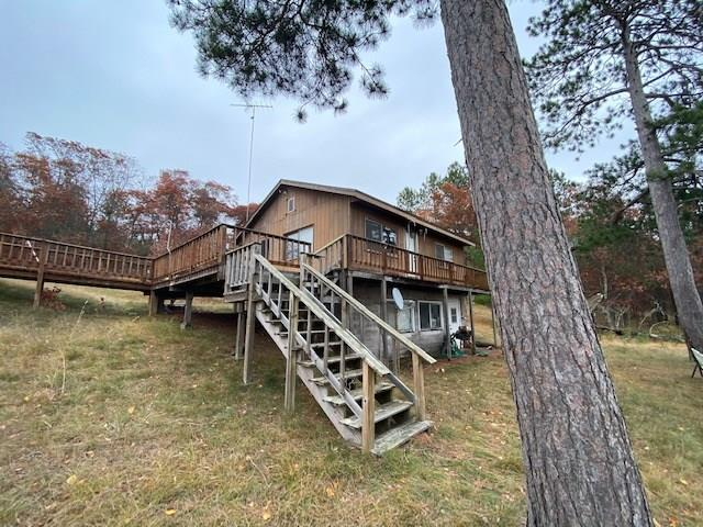 W9397 Bear Track Road Property Photo - Minong, WI real estate listing