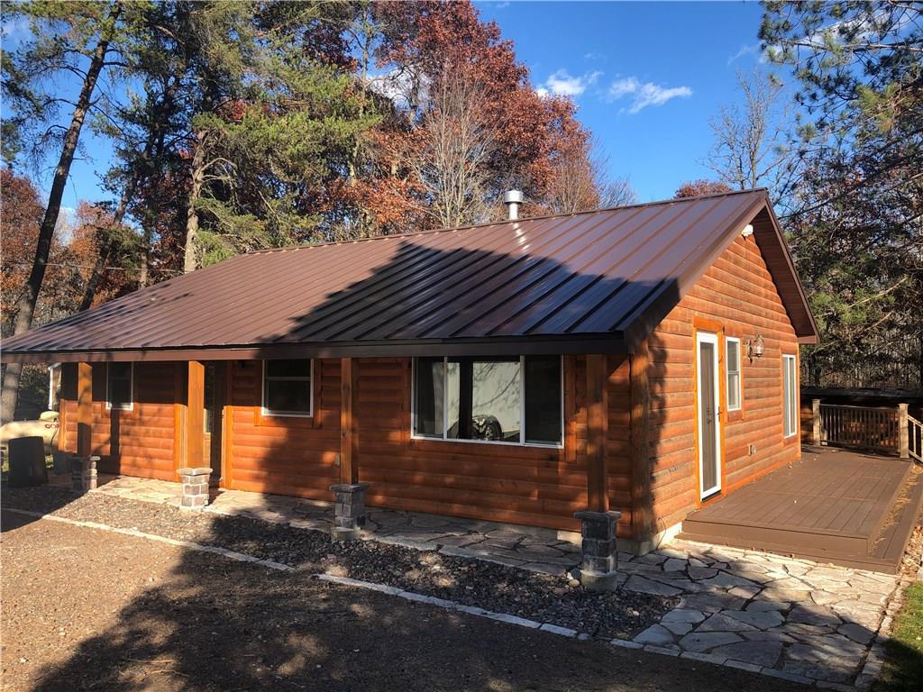 N10944 Highway K Property Photo - Trego, WI real estate listing