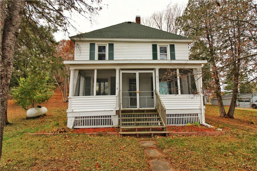 434 Forest Street Property Photo - Downing, WI real estate listing