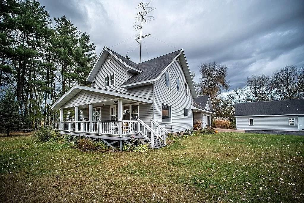 N13022 890th Street Property Photo - New Auburn, WI real estate listing