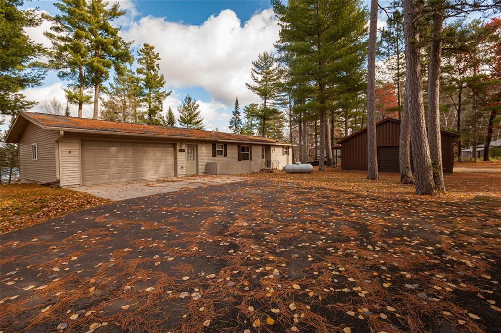 14167 S Fowlers Circle Property Photo - Gordon, WI real estate listing
