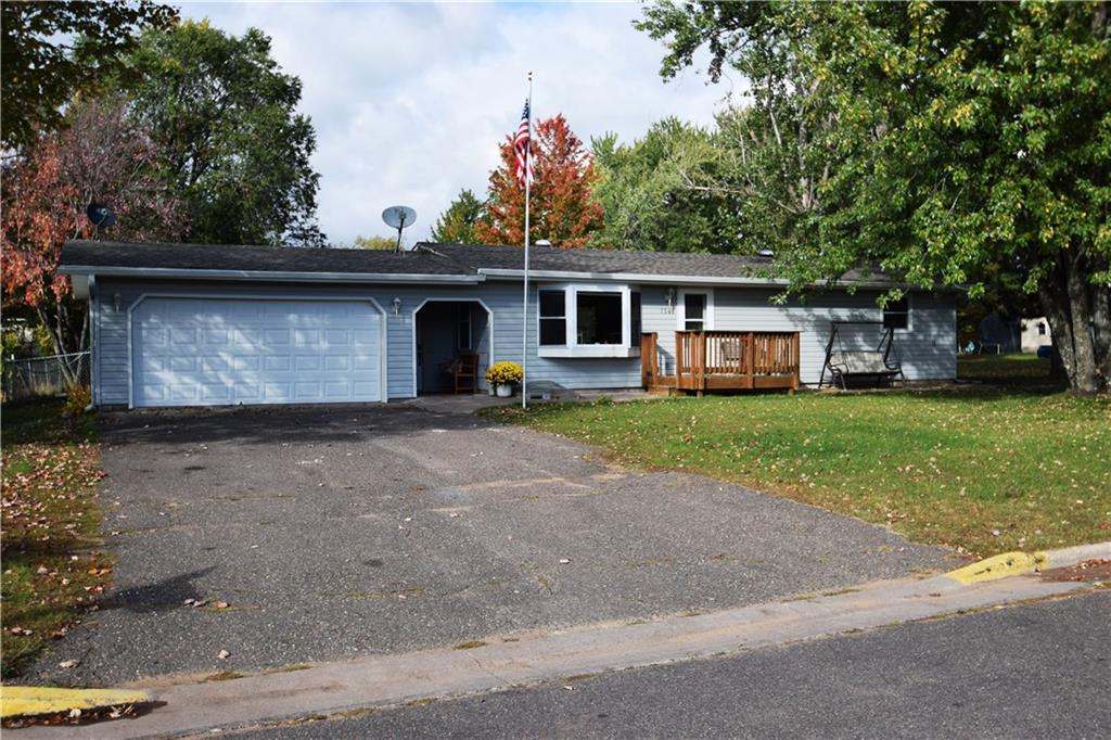 7346 E Birch Street Property Photo - Webster, WI real estate listing