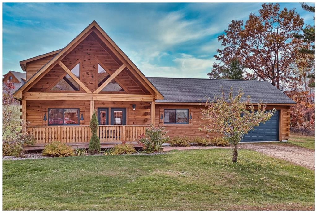 215 Blossom Drive Property Photo - Warrens, WI real estate listing