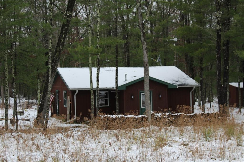 S10460 County Road H Property Photo - Fairchild, WI real estate listing