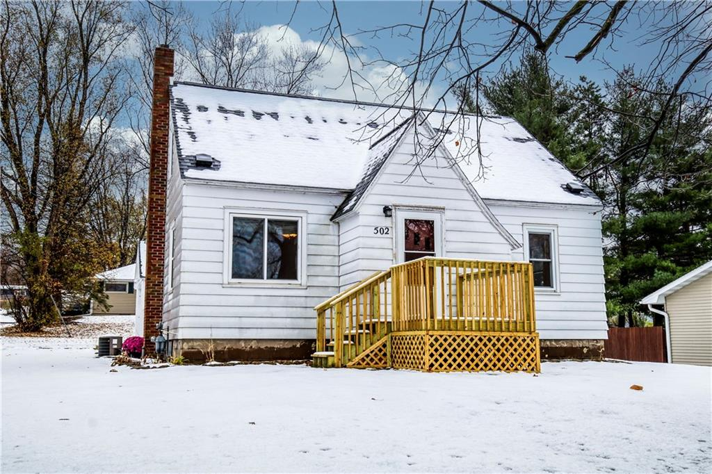 502 S 5th Avenue Property Photo - Strum, WI real estate listing