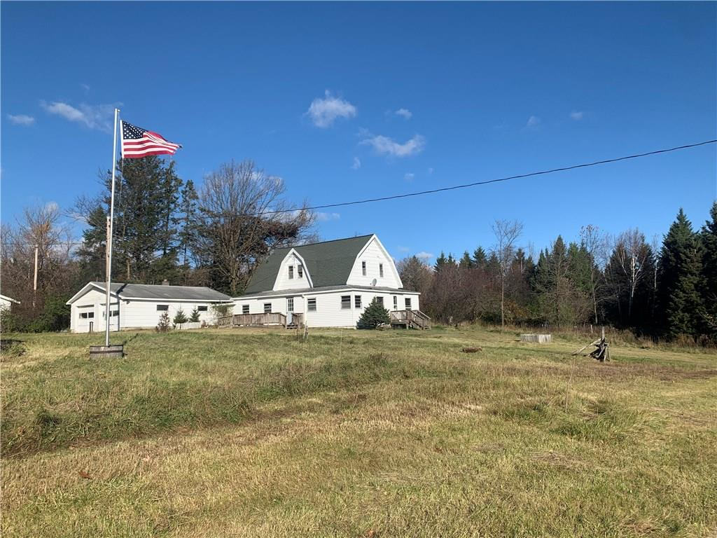 N3521 County Highway O Property Photo - Shell Lake, WI real estate listing