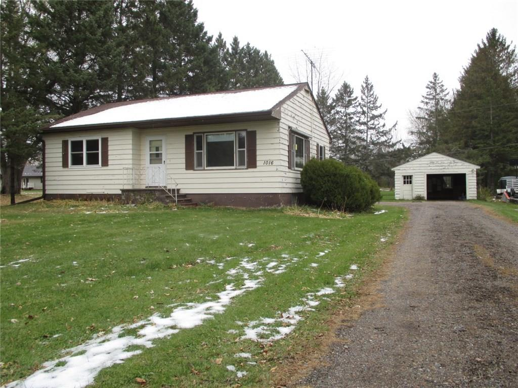 1016 Division Street Property Photo - Withee, WI real estate listing