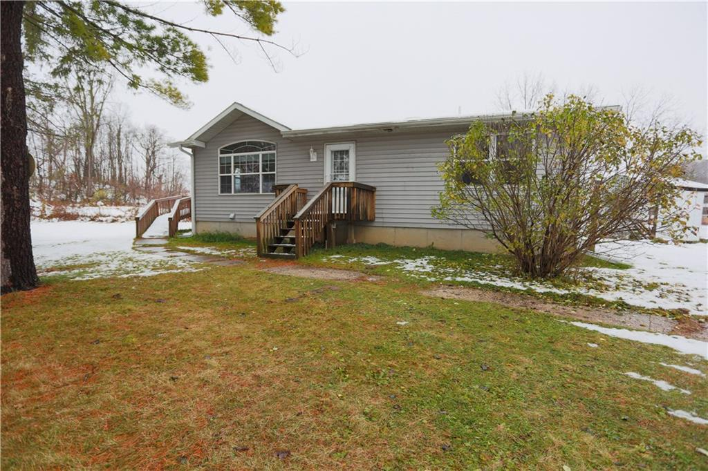 N2286 County Road U Property Photo - Plum City, WI real estate listing