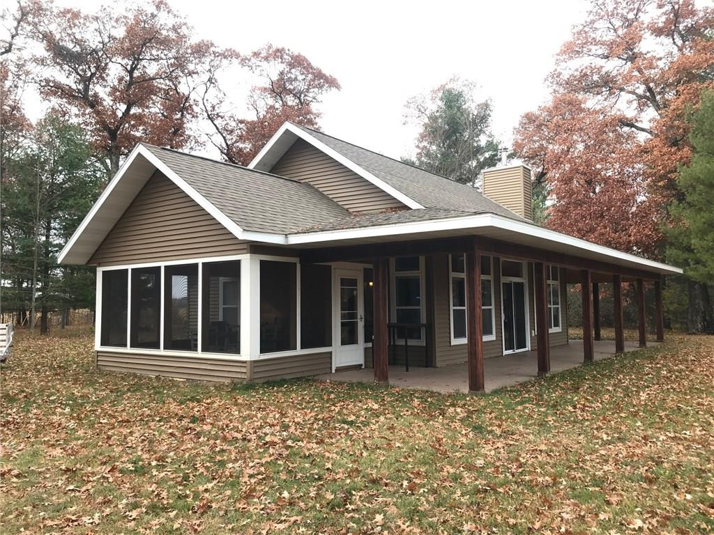 26376 Maple Road Property Photo - Spooner, WI real estate listing