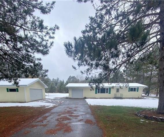 N6581 Mackey Road Property Photo - Springbrook, WI real estate listing