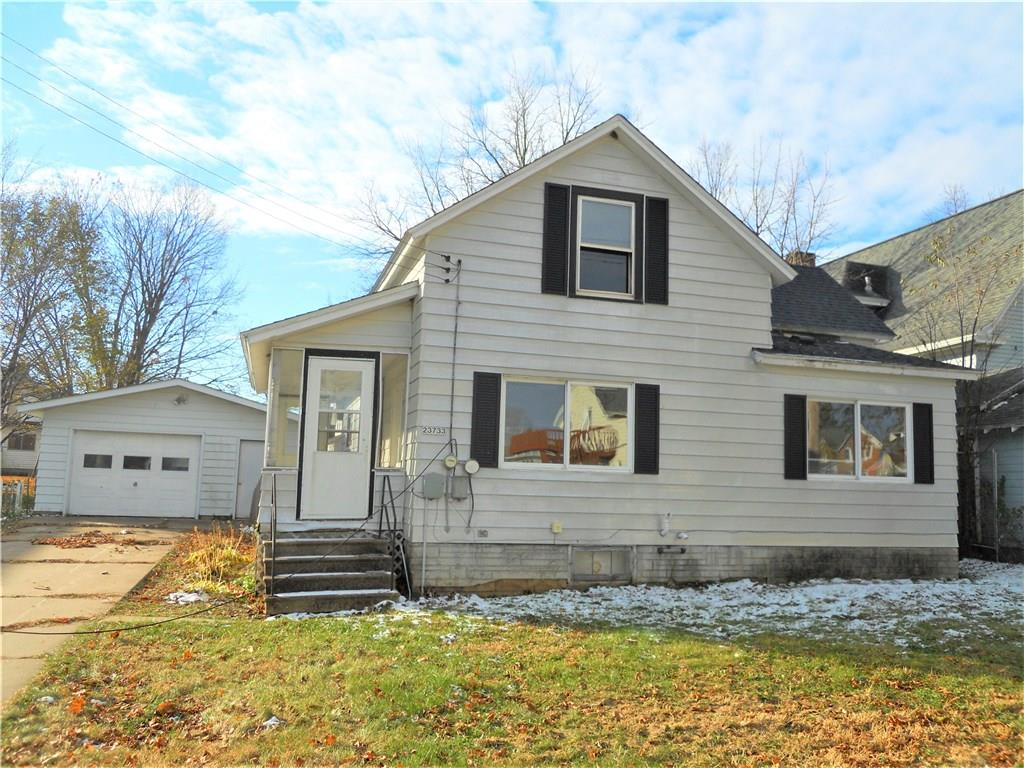 23733 Jefferson Street Property Photo - Independence, WI real estate listing
