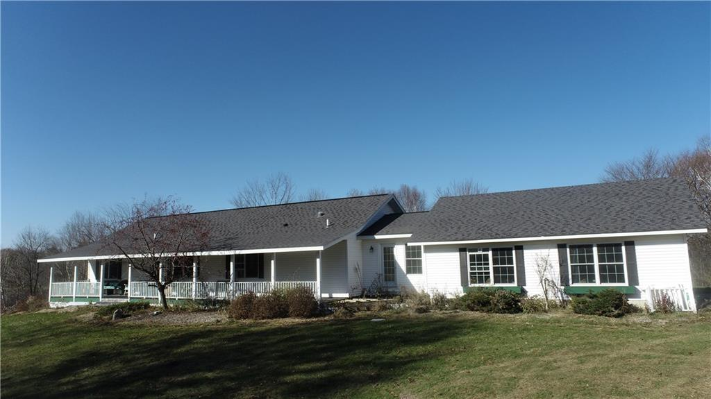 W13148 Old Hwy D Property Photo - New Auburn, WI real estate listing