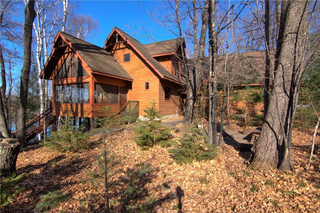 12403 N Flynn Trail Property Photo - Hayward, WI real estate listing