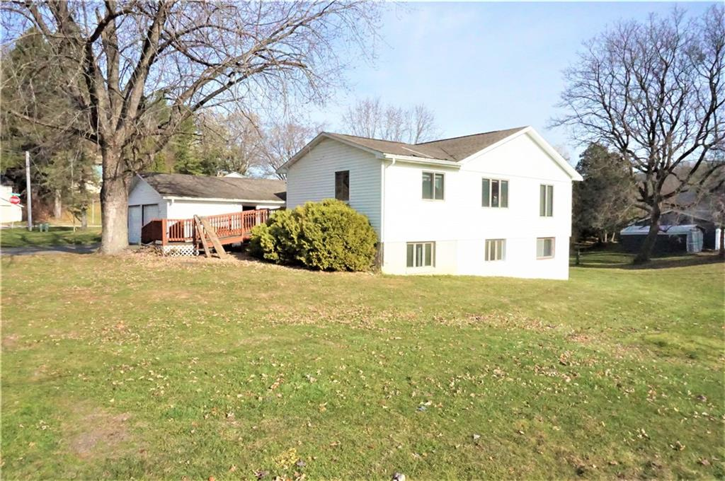 221 Church Road Property Photo - Plum City, WI real estate listing