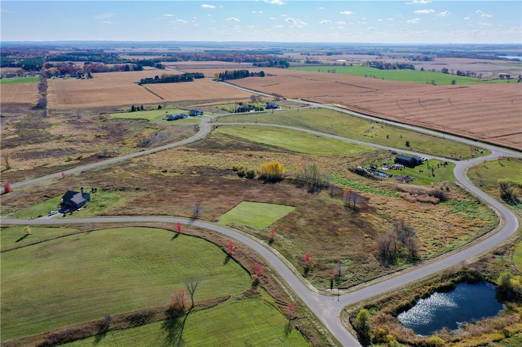 Lot 55 933rd Street Property Photo - Elk Mound, WI real estate listing