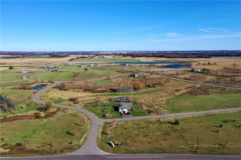 Lot 65 940th Street Property Photo - Elk Mound, WI real estate listing