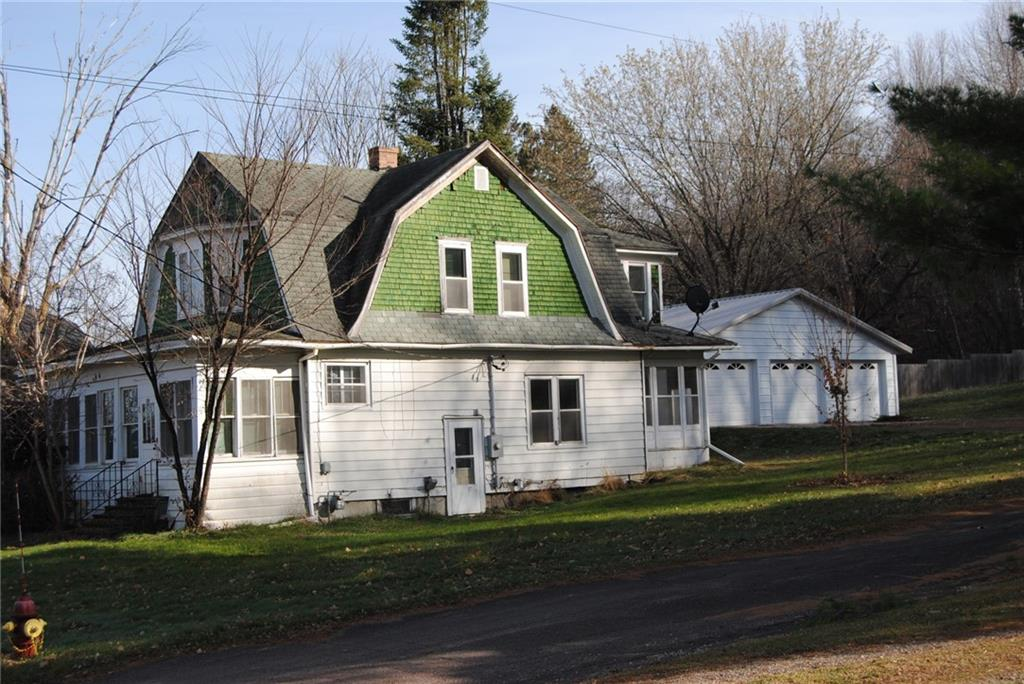 510 Main Street Property Photo - Knapp, WI real estate listing