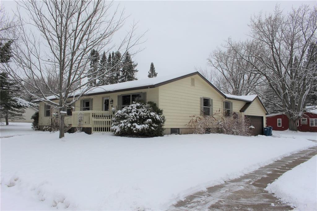 107 2nd Street Property Photo - Shell Lake, WI real estate listing