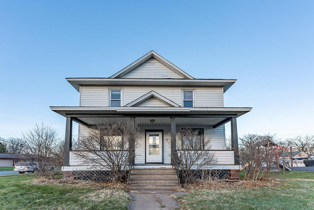 419 W Lincoln Street Property Photo - Augusta, WI real estate listing