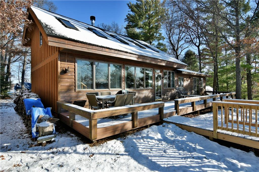 27977 Sand Lake Road Property Photo - Webster, WI real estate listing