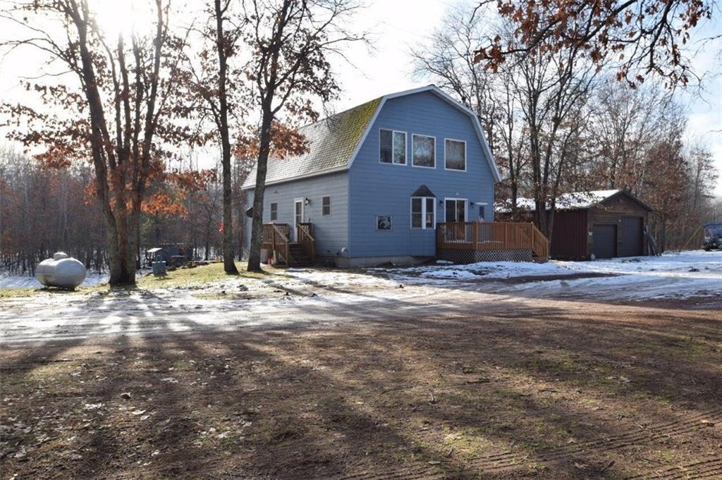 10356 Ridge Road Property Photo - Danbury, WI real estate listing