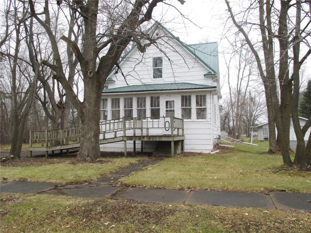 413 W Front Street Property Photo - Withee, WI real estate listing
