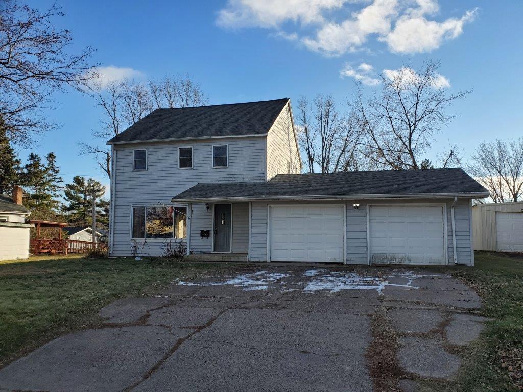 116 W Monroe Avenue Property Photo - Barron, WI real estate listing