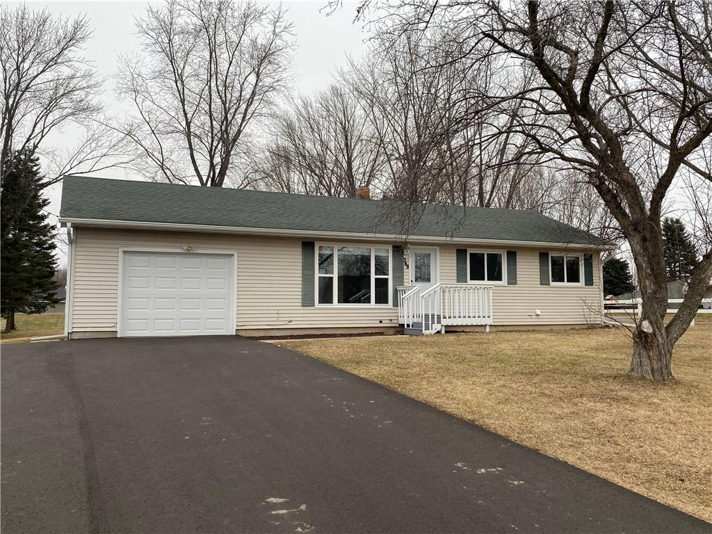 348 W Dell Street Property Photo - New Auburn, WI real estate listing