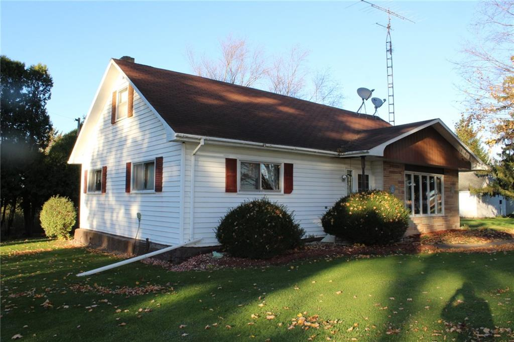 N4698 Grand Avenue Property Photo - Neillsville, WI real estate listing