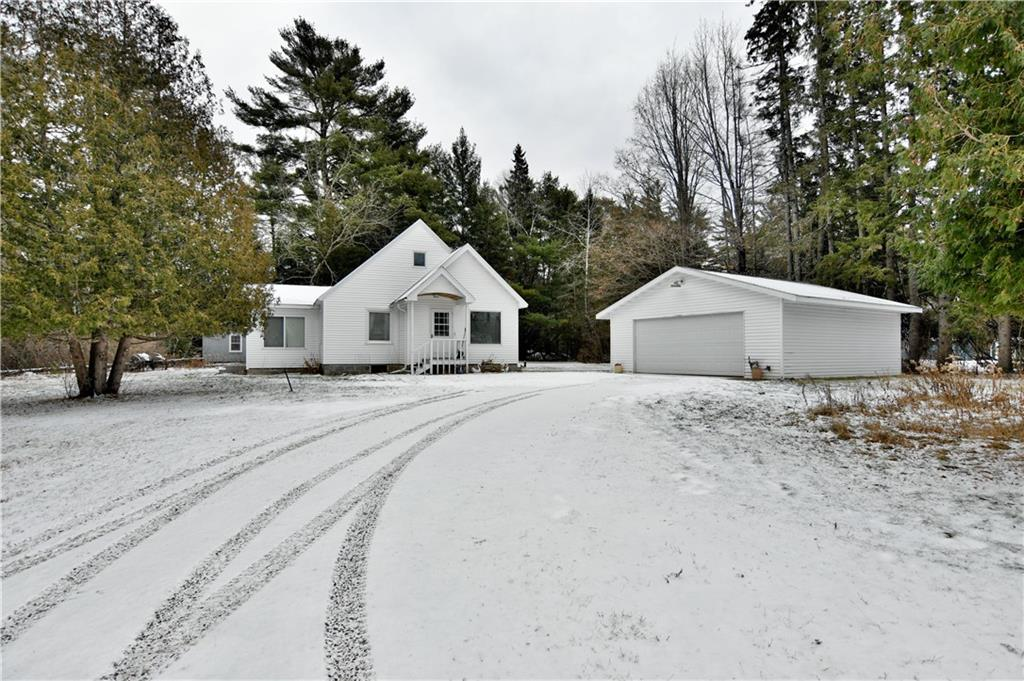 9770 E County Road Y Property Photo - Gordon, WI real estate listing