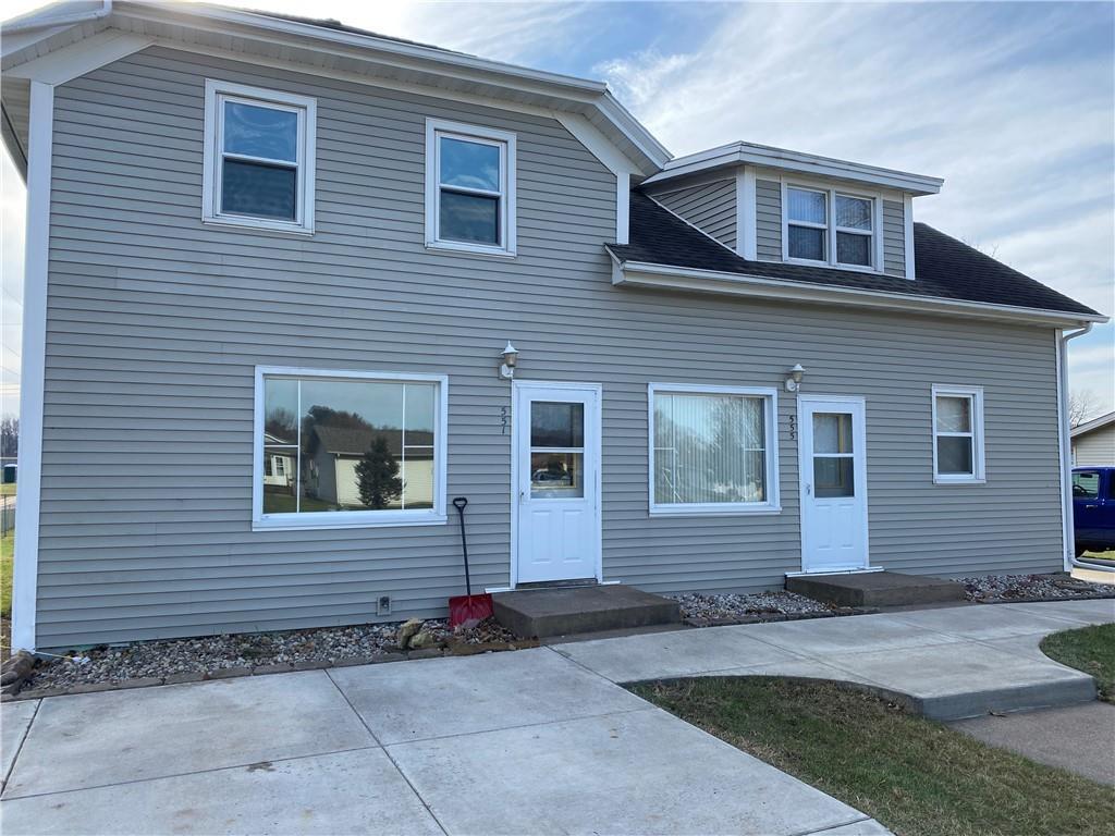 551/555 Parker Avenue #2 Property Photo - Mondovi, WI real estate listing