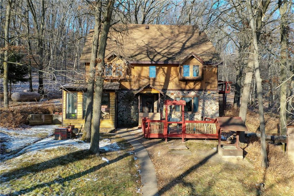 N13155 Wildwood Lane Property Photo - Fairchild, WI real estate listing