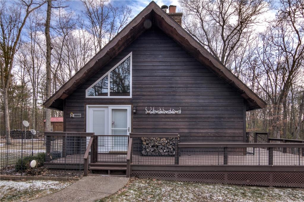 7895 W Bush Road Property Photo - Merrillan, WI real estate listing