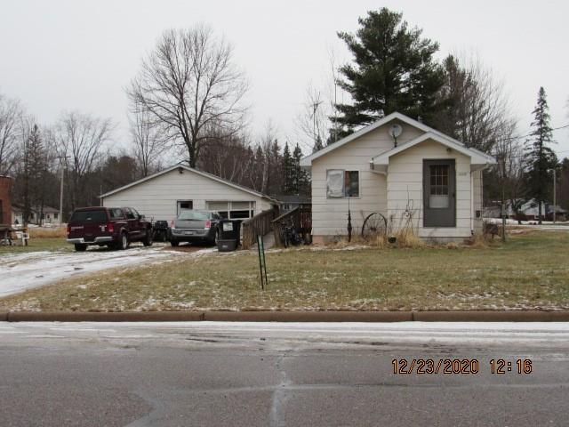 1024 Ripley Street Property Photo - Cornell, WI real estate listing