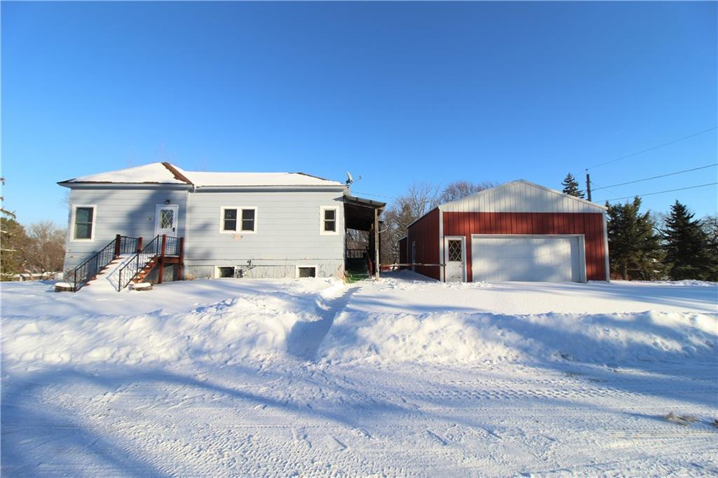 708 4th Street Property Photo - Shell Lake, WI real estate listing