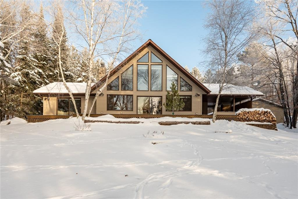 2595 Carney Road Property Photo - Barnes, WI real estate listing