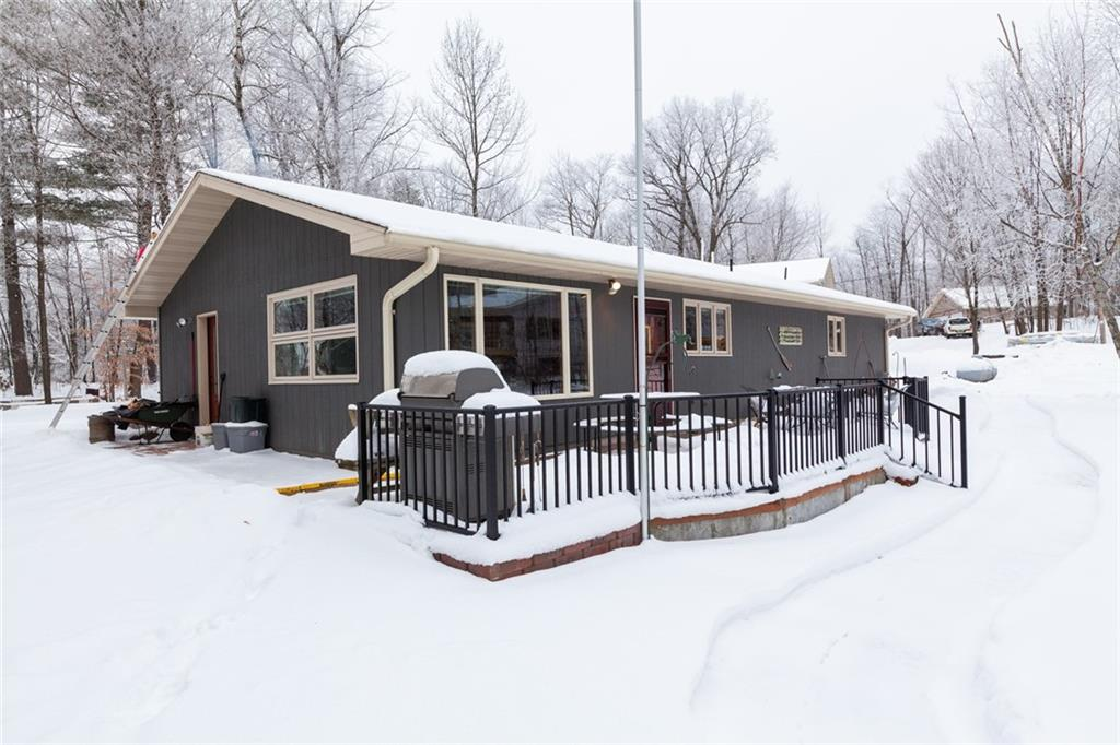 W 3429 Morningside Road Property Photo - Sarona, WI real estate listing