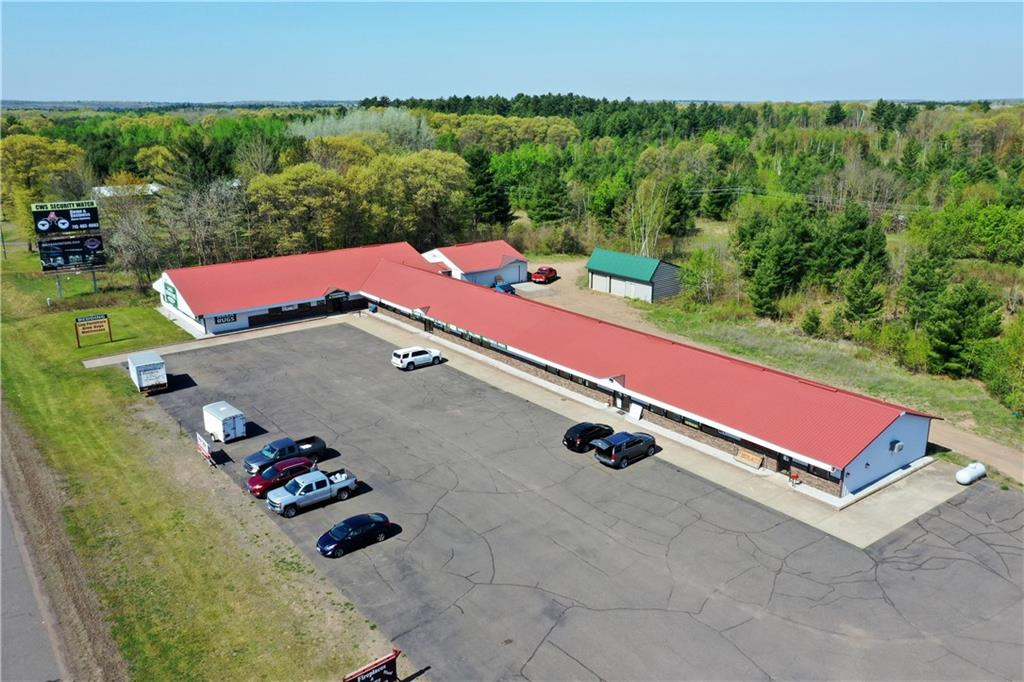24643 State Road 35 70 Highway Property Photo - Siren, WI real estate listing