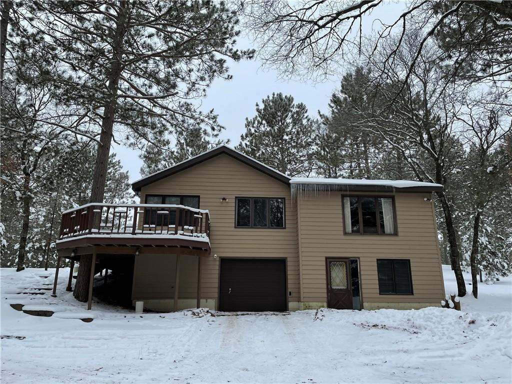 N12320 Richards Lane Property Photo - Minong, WI real estate listing